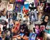 Collage von Menschen in Latex - Westward Bound Latex