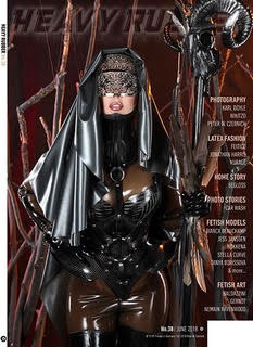Magazin Heavy Rubber Nr. 38 (mit Kurage Showcase)