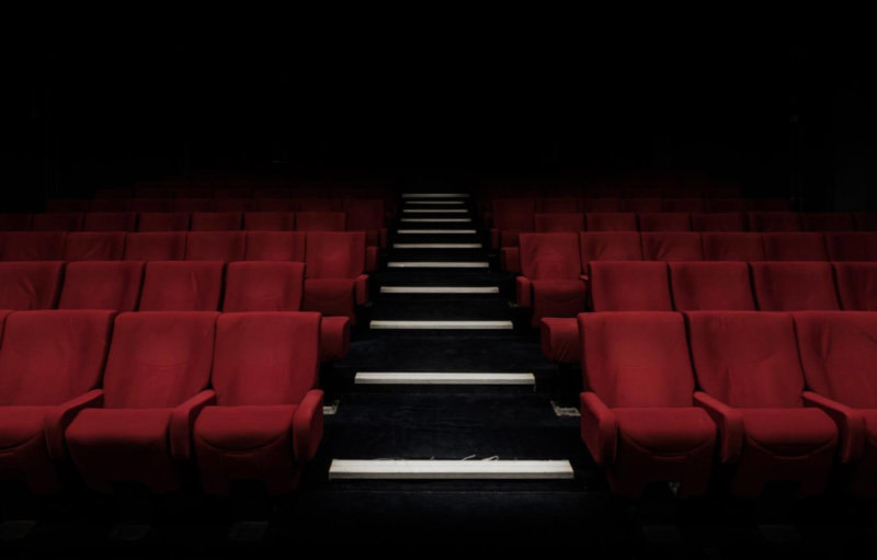 Leere Kinositze - Corona - Filmempfehlungen